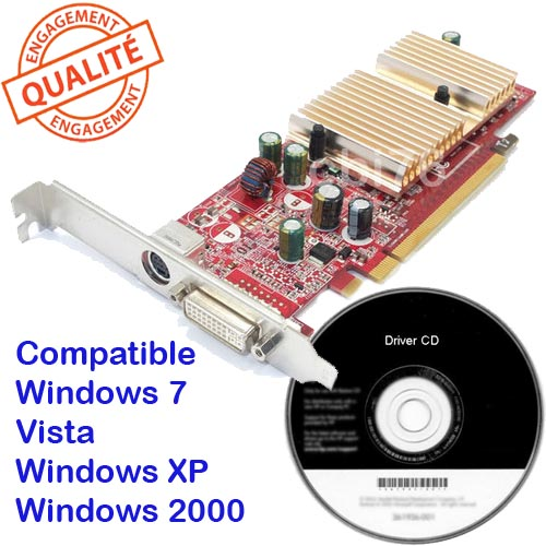 carte graphique pci express msi ms v034 nvidia gforce 256mo video pciexpress r5a ebay. Black Bedroom Furniture Sets. Home Design Ideas