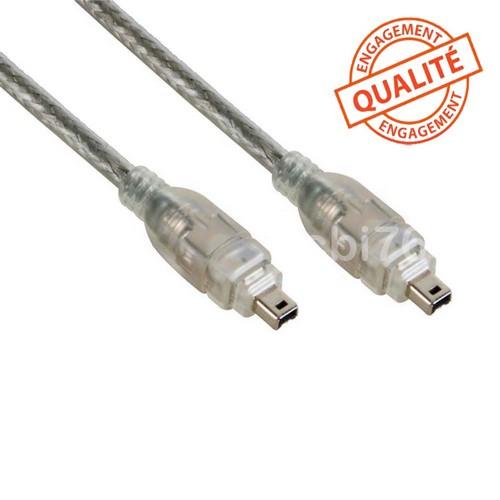 cable dv firewire 4 4 comp panasonic vw cd1e ebay. Black Bedroom Furniture Sets. Home Design Ideas